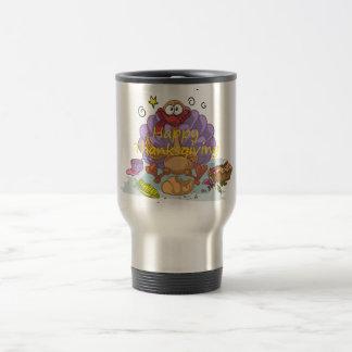 Thanksgiving Travel Mug