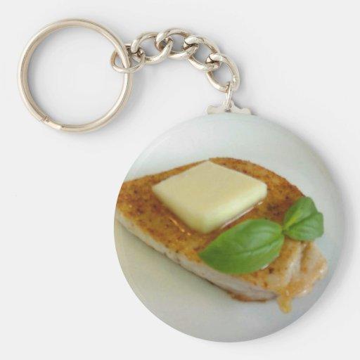 Thanksgiving Tuna Key Chains