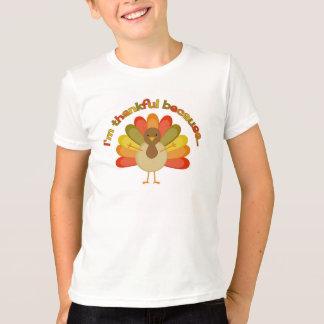 Thanksgiving Turkey Big Brother Announcement Shirt