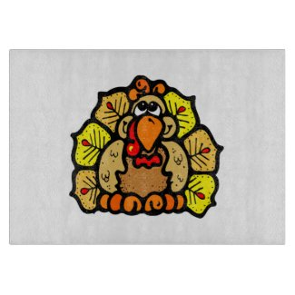 Thanksgiving Turkey Cutting Board Personalized