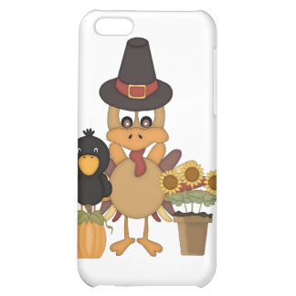 Thanksgiving Turkey Friends Cover For iPhone 5C