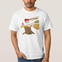 Thanksgiving turkey getting the axe T-Shirt