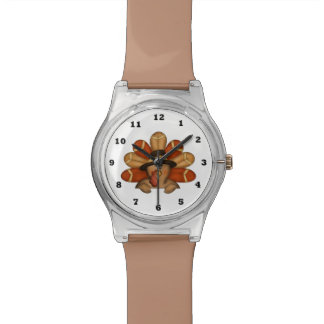 Thanksgiving Turkey May28th wrist watch