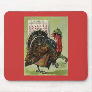 Thanksgiving Turkey Mouse Pad