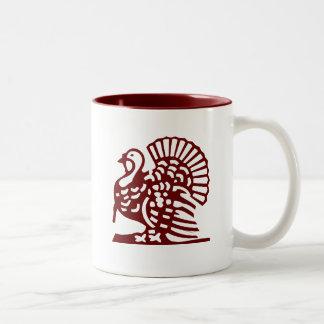 Thanksgiving Turkey Coffee Mugs