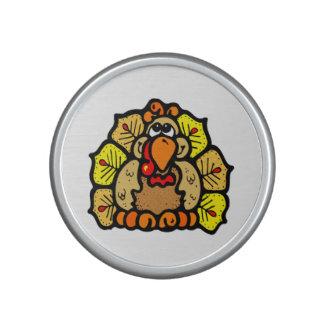 Thanksgiving Turkey Bluetooth Speaker