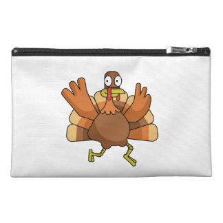 Thanksgiving Turkey Travel Accessories Bags