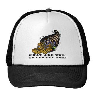 Thanksgiving Ukulele Hat
