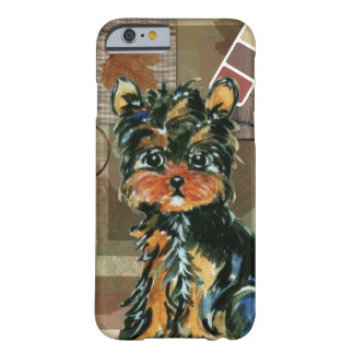 THANKSGIVING YORKIE iPhone 6 CASE