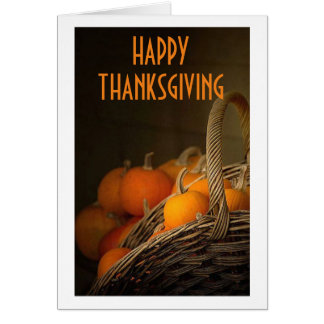 THANKSGIVING YOU MAKE ME THANKFUL ALL YEAR LONG CARD