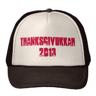 Thanksgivukkah 2013 - Gorra