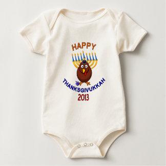 Thanksgivukkah 2013.png trajes de bebé