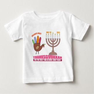 thanksgivukkah feliz tee shirt