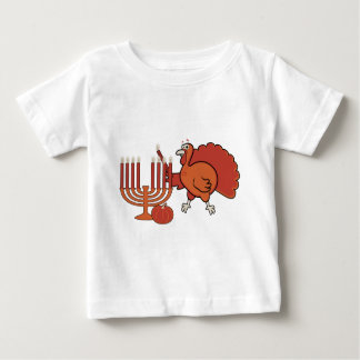 'Thanksgivukkah festivo Tee Shirt