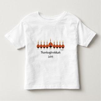 Thanksgivukkah Toddler T-Shirt