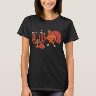 Thanksgivukkah Turkey T-Shirt