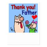 Thankyou! Father はがき