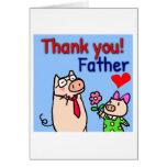 Thankyou! Father カード