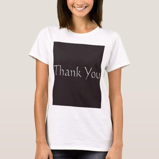 thankyou T-Shirt