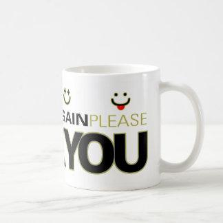 thankyou_white classic white coffee mug