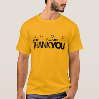 thankyou_white T-Shirt