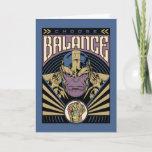 Thanos - Choose Balance Card
