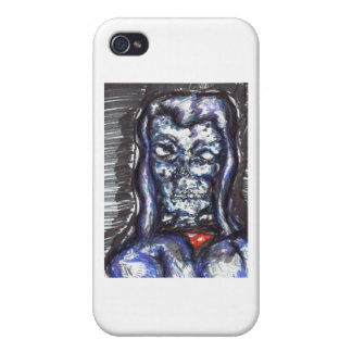 Thanotopic Morphetic Nocturne Case For iPhone 4