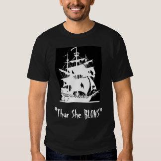 """""""Thar She BLOWS"""" T-shirt"""