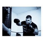 Thark la postal del boxeador