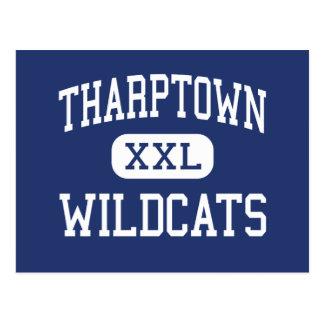 Tharptown - gatos monteses - joven - Russellville Postales