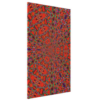 That 60 s hippie canvas print