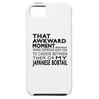 That Awkward Moment Japanese Bobtail.Designs iPhone 5 Case