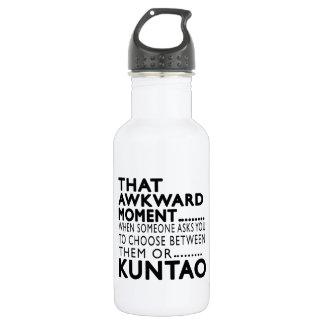 That Awkward Moment Kuntao Designs Water Bottle