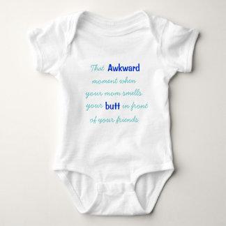 That Awkward Moment Onsie Baby Bodysuit