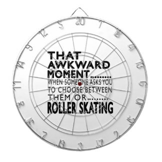 That Awkward Moment Roller Skating Designs Dart Boards