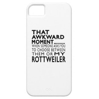 That Awkward Moment Rottweiler iPhone 5 Cases