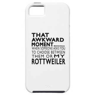 That Awkward Moment Rottweiler iPhone 5 Covers