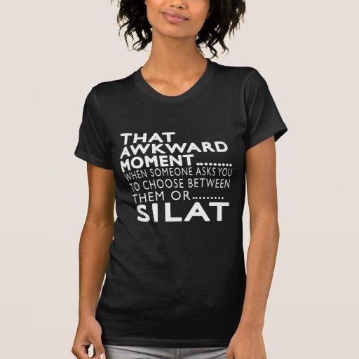 That Awkward Moment Silat Designs Shirt