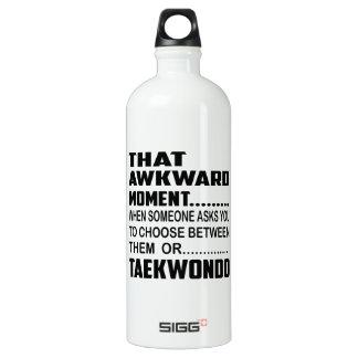 That awkward moment Taekwondo. SIGG Traveler 1.0L Water Bottle