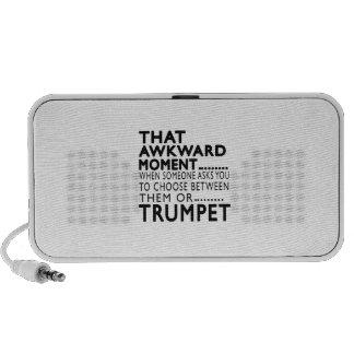 That Awkward Moment Trumpet Designs Portable Speaker