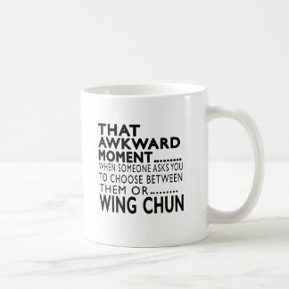 That Awkward Moment Wing Chun Designs Coffee Mug
