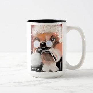 That Bar Exam was Ruff! Two-Tone Coffee Mug