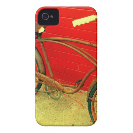 That Bike is a well loved piece of art! Case-Mate iPhone 4 Case