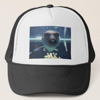 That Bucktooth Fish Trucker Hat