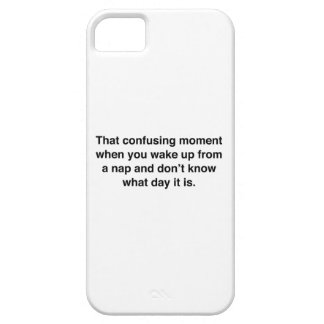 That Confusing Moment iPhone SE/5/5s Case