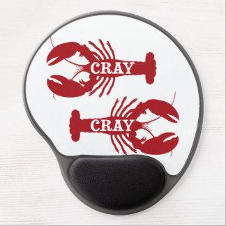 That Cray Cray Crayfish Crustacean Gel Mouse Pad