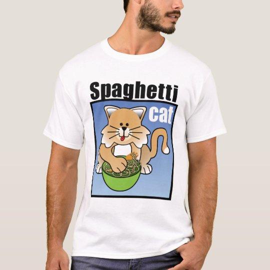 That Crazy Spaghetti Cat T-Shirt