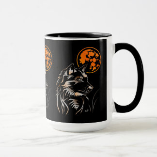 That dreaming young wolf cup