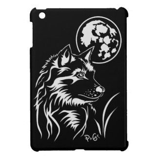 That dreaming young wolf iPad mini covering Case For The iPad Mini
