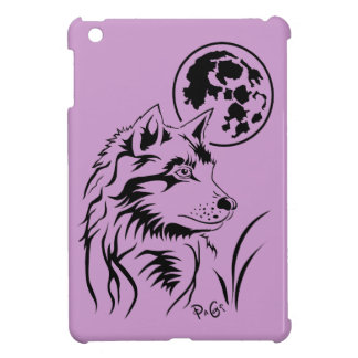 That dreaming young wolf iPad mini covering iPad Mini Case
